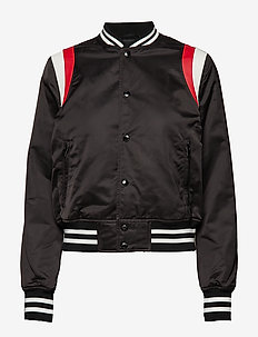 Jacket - bomber jackor - black
