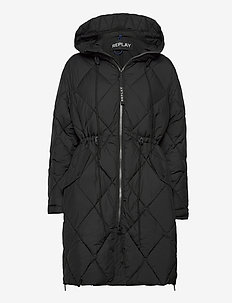 Jacket - quiltade jackor - black