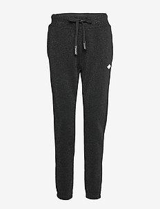Trousers - BLACK LUREX
