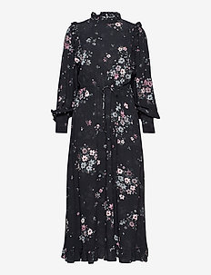 Dress - robes longues - black&pastel colors