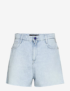 Shorts - casual shorts - light blue