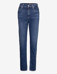 KILEY Rose Label Pack - slim jeans - medium blue