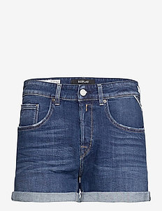 Jacket 573 BIO - denimshorts - medium blue