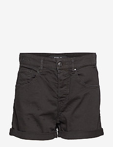 Denim Shorts - jeansshorts - black