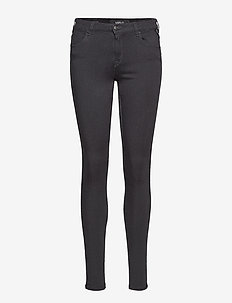 STELLA - jeans skinny - black
