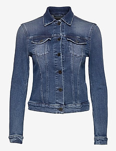 Jacket - vestes en jean - medium blue