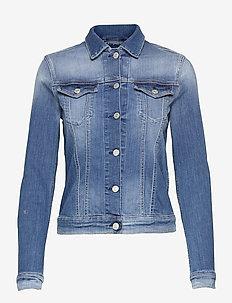 Skirt - spijkerjassen - medium blue