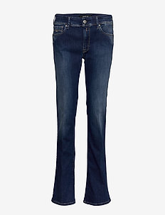 LUZ BOOTCUT - boot cut jeans - medium blue