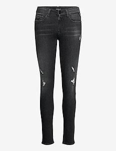 NEW LUZ - skinny jeans - dark grey