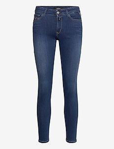 NEW LUZ Trousers 99 Denim - skinny jeans - medium blue