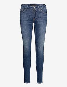 NEW LUZ - skinny jeans - medium blue