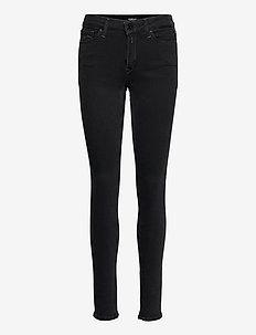 LUZIEN Trousers - skinny leg hosen - dark grey