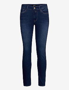 LUZIEN - jeans slim - dark blue