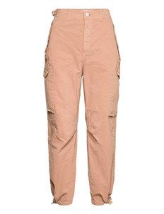 Trousers - spodnie na co dzień - biscuit