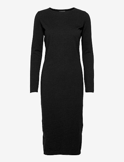 Knitwear Hyper Cotton - sommerkleider - black