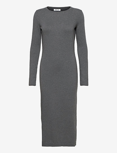 Knitwear Hyper Cotton - sommerkleider - grey med melange