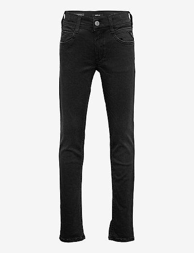 WALLYS - jeans - black