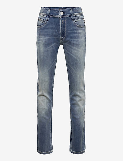 WALLYS - jeans - medium blue