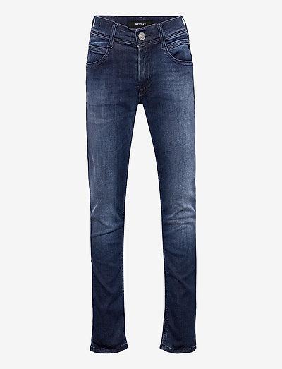 WALLYS - jeans - dark blue