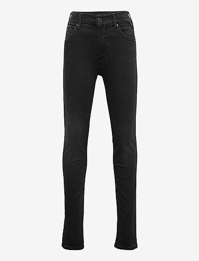 NELLIE - jeans - black