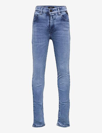 NELLIE - jeans - denim