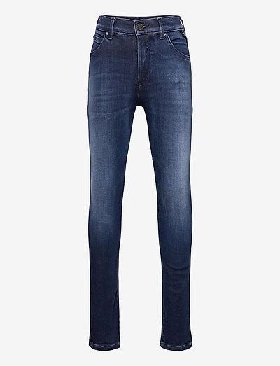 NELLIE - jeans - dark blue