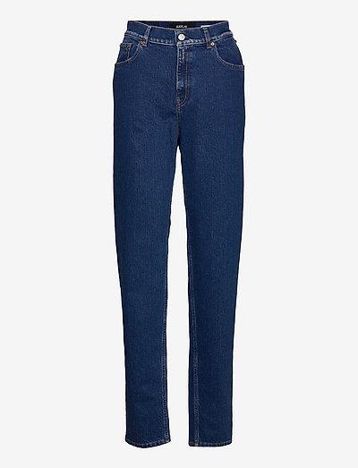 KILEY Trousers - straight jeans - medium blue