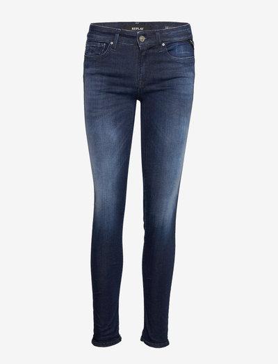 NEW LUZ - skinny jeans - dark blue