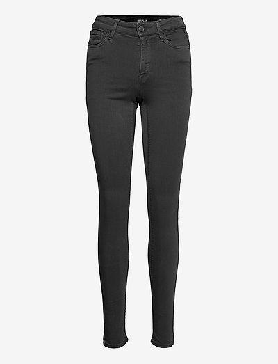 LUZIEN Trousers Hyperflex Colour XLite - skinny jeans - nearly black