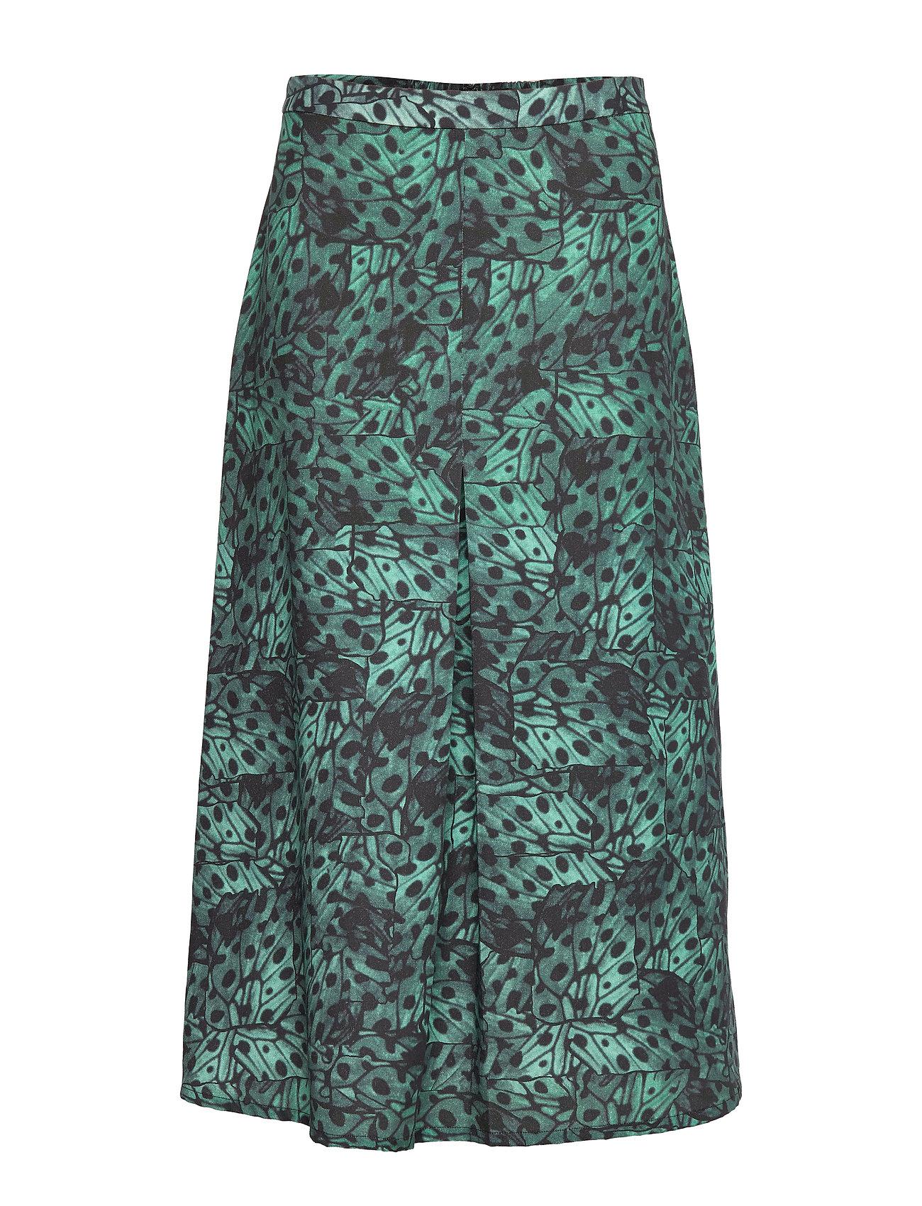 Residus Nisha Skirt - ANTIQUE GREEN
