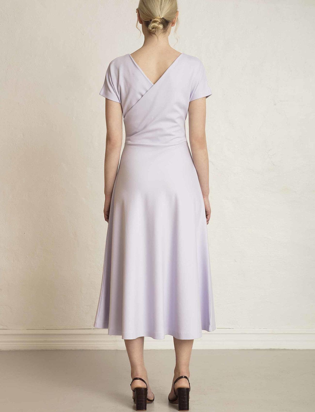 Residus ANIS ECOVERO DRESS - Kleider PURPLE HEATHER - Damen Kleidung