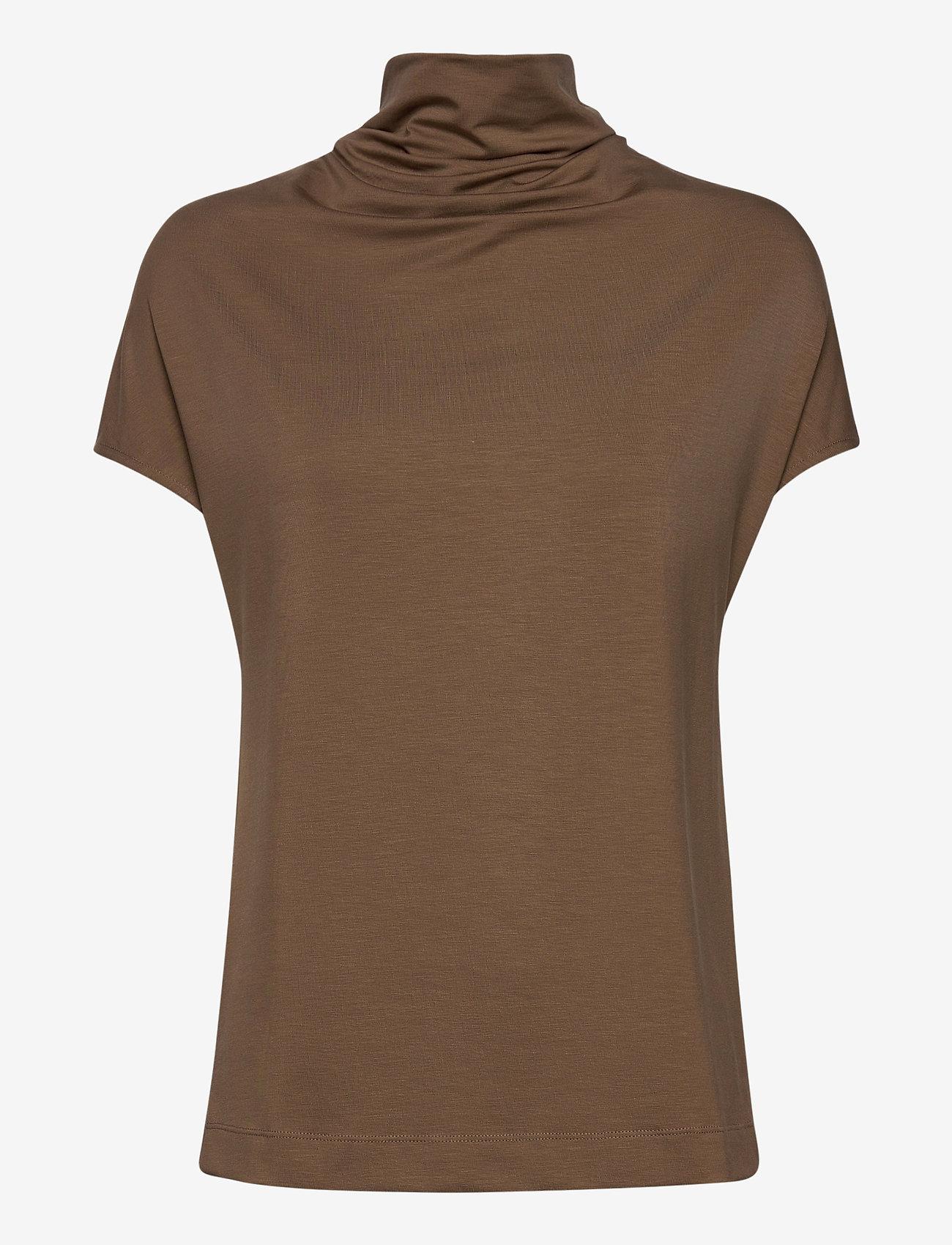 Residus - LUCA TENCEL TOP - t-shirts - mole - 0