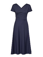 ANIS DRESS - EVENING BLUE