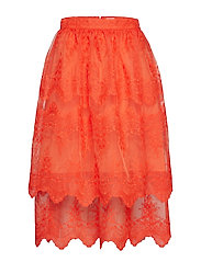 TOMMIE SKIRT - FLAME