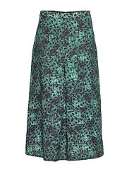 Nisha Skirt - ANTIQUE GREEN