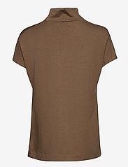 Residus - LUCA TENCEL TOP - t-shirts - mole - 1