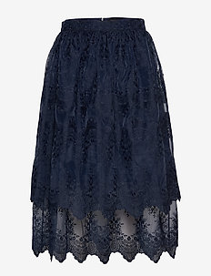 TOMMIE SKIRT - EVENING BLUE