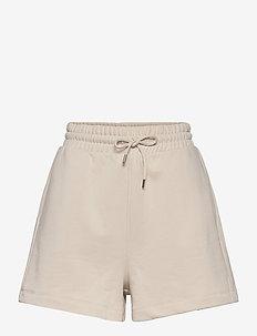Roni Sweat Shorts - lühikesed vabaajapüksid - white sand