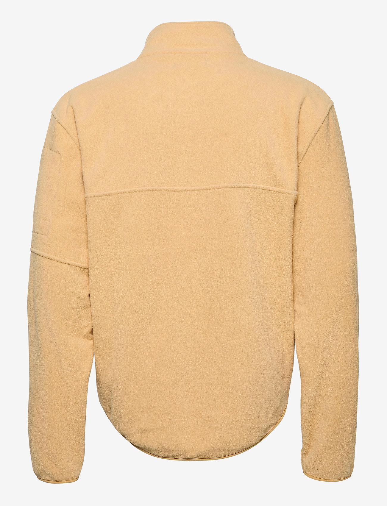Resteröds - PULLOVER RECYCLED POLYESTER - basic-sweatshirts - brun - 1