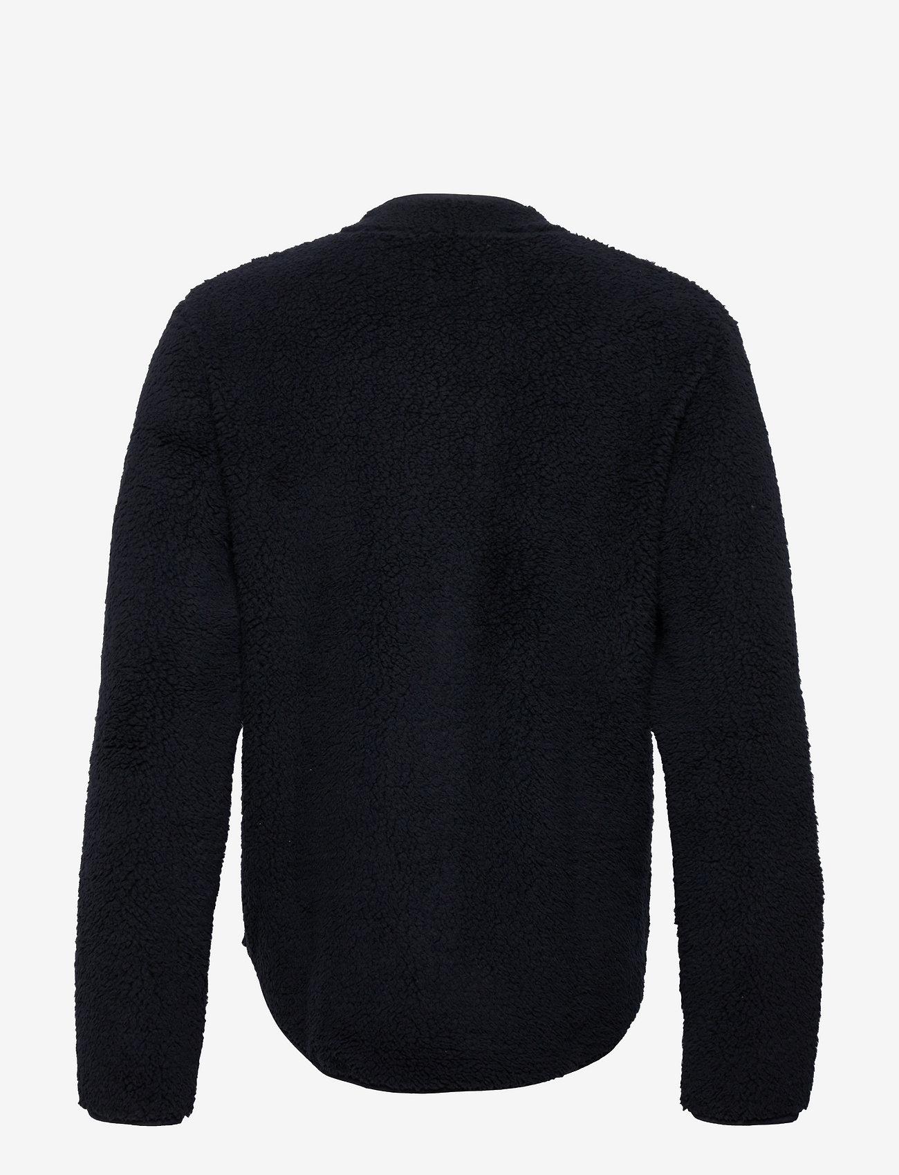 Resteröds - Original Fleece Jacket Recycle - basic-sweatshirts - svart - 1