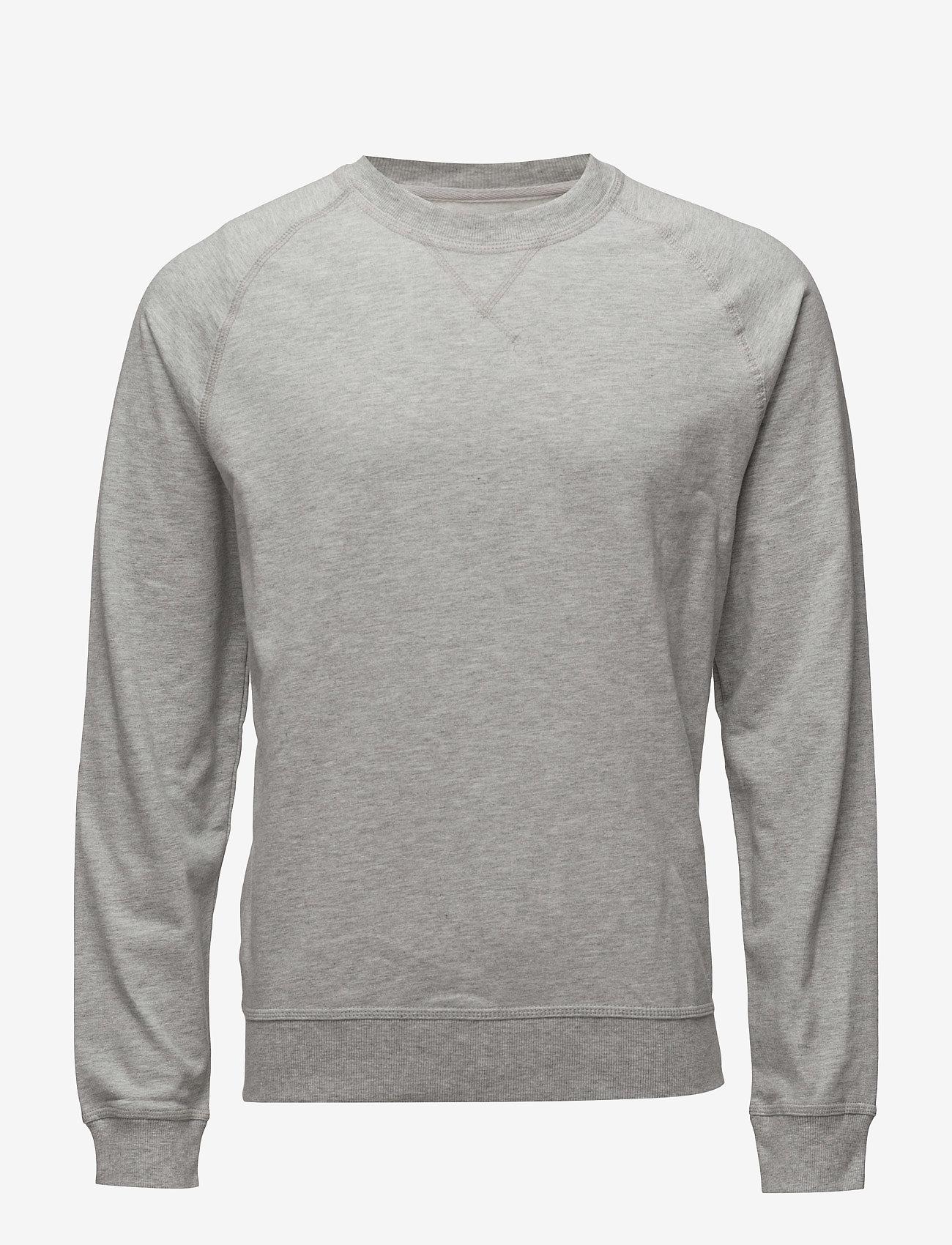 Resteröds - Sweatshirt - topi - grey mel. - 0