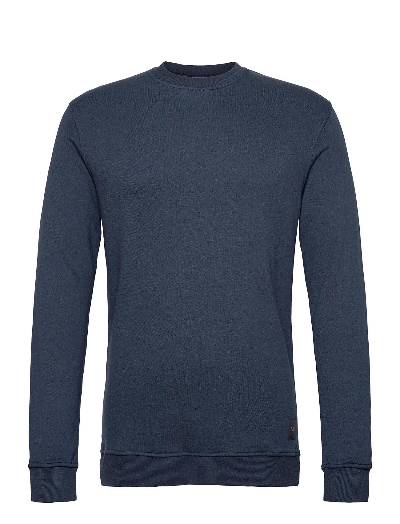 Image of Bamboo Sweatshirt Sweatshirt Trøje Blå Resteröds (3455507573)