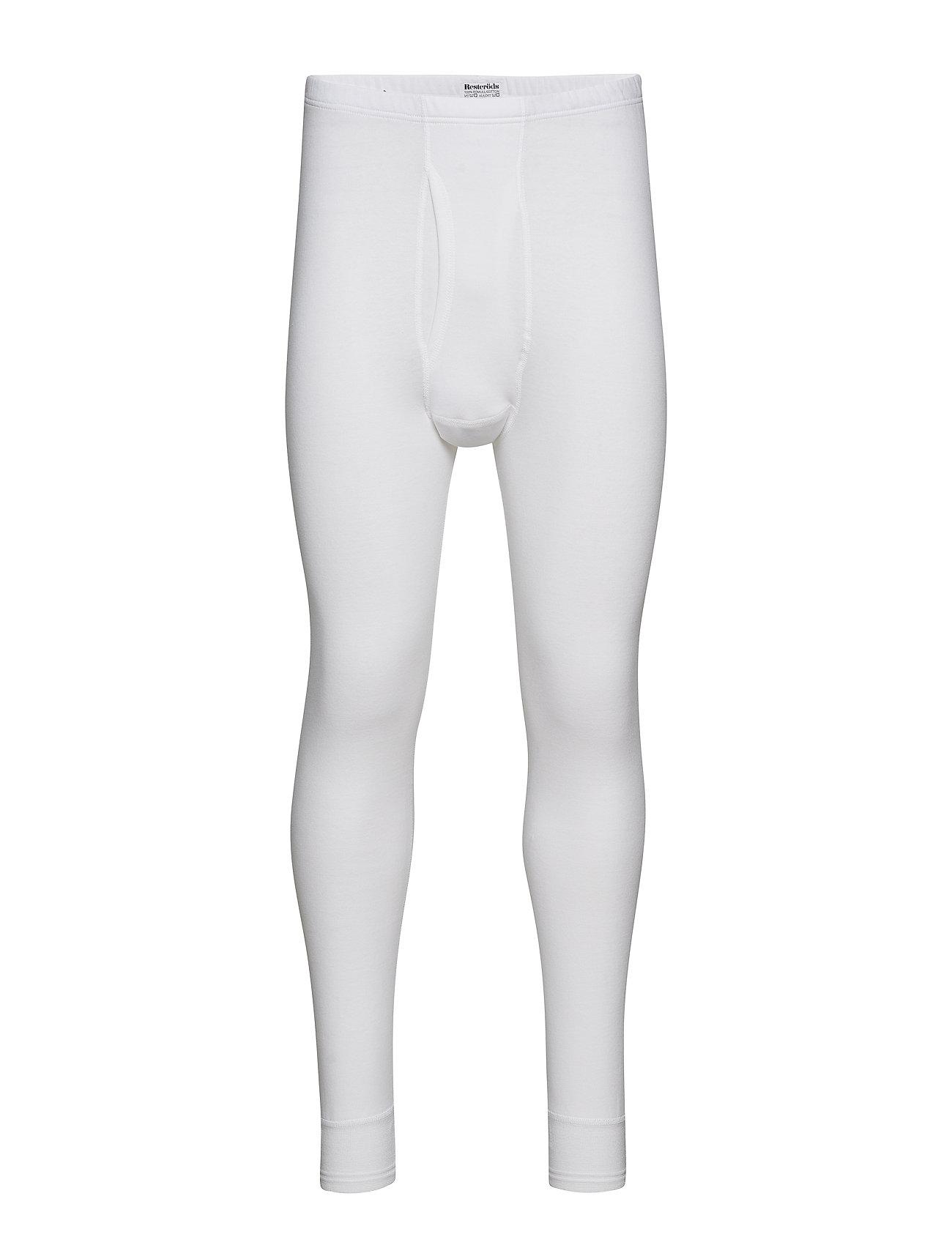 Resteröds Kalsong, långa ben - WHITE
