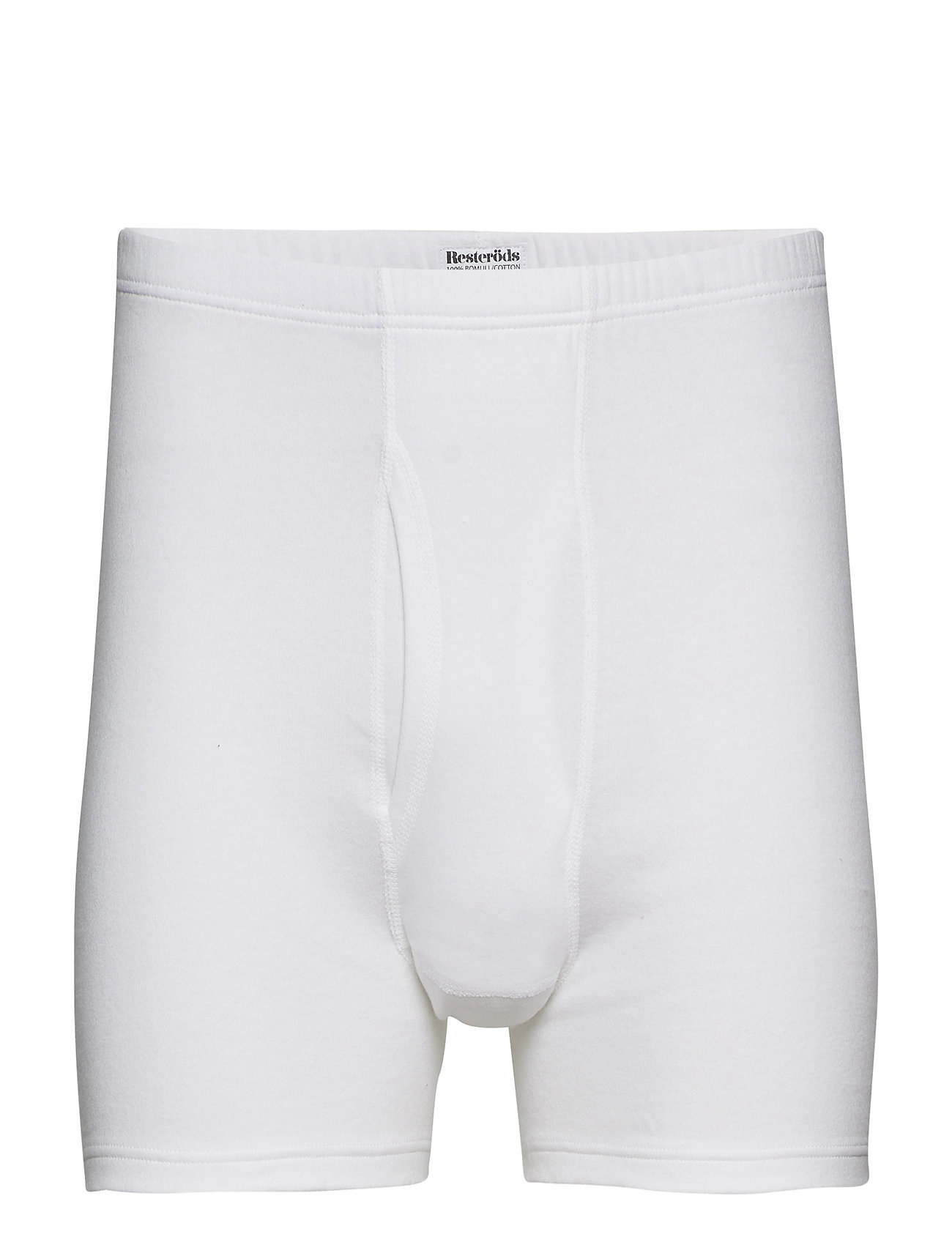 Resteröds Kalsong, kort ben - WHITE