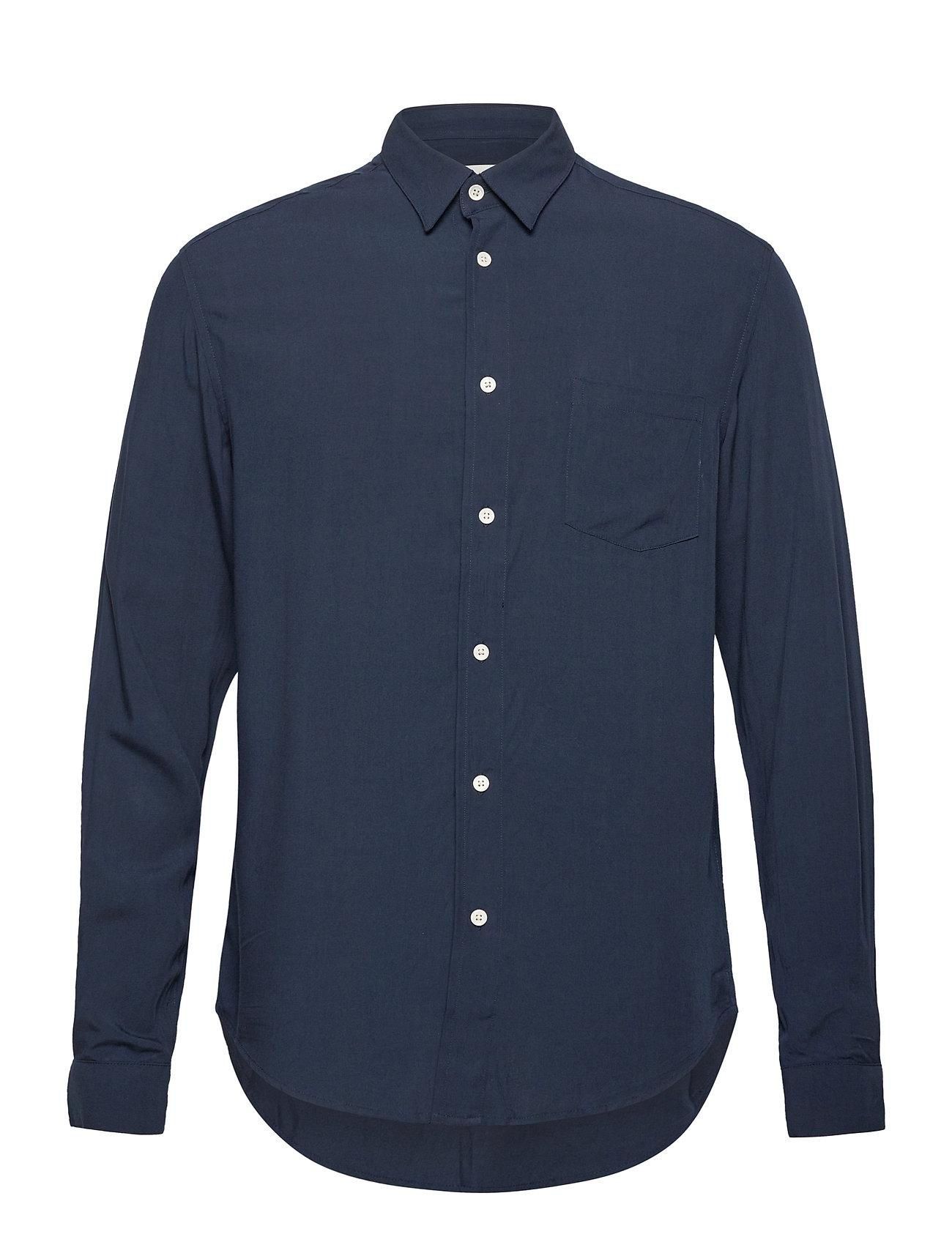 Image of ResteröDs Regular Shirt Skjorte Casual Blå Resteröds (3445311953)