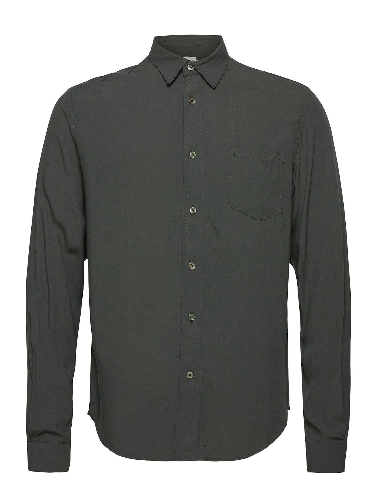 Image of ResteröDs Regular Shirt Skjorte Casual Grøn Resteröds (3445586291)
