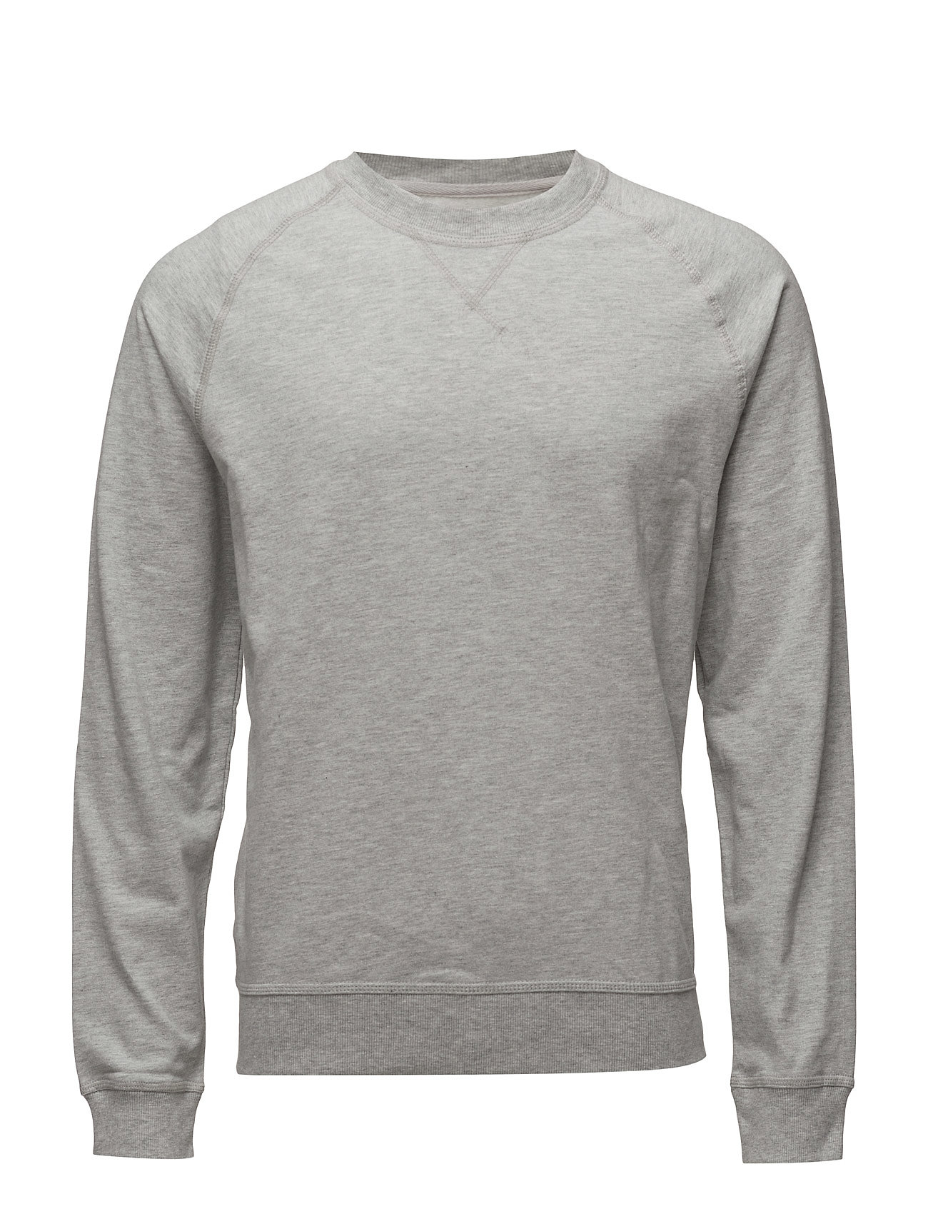 Resteröds Sweatshirt - GREY MEL.