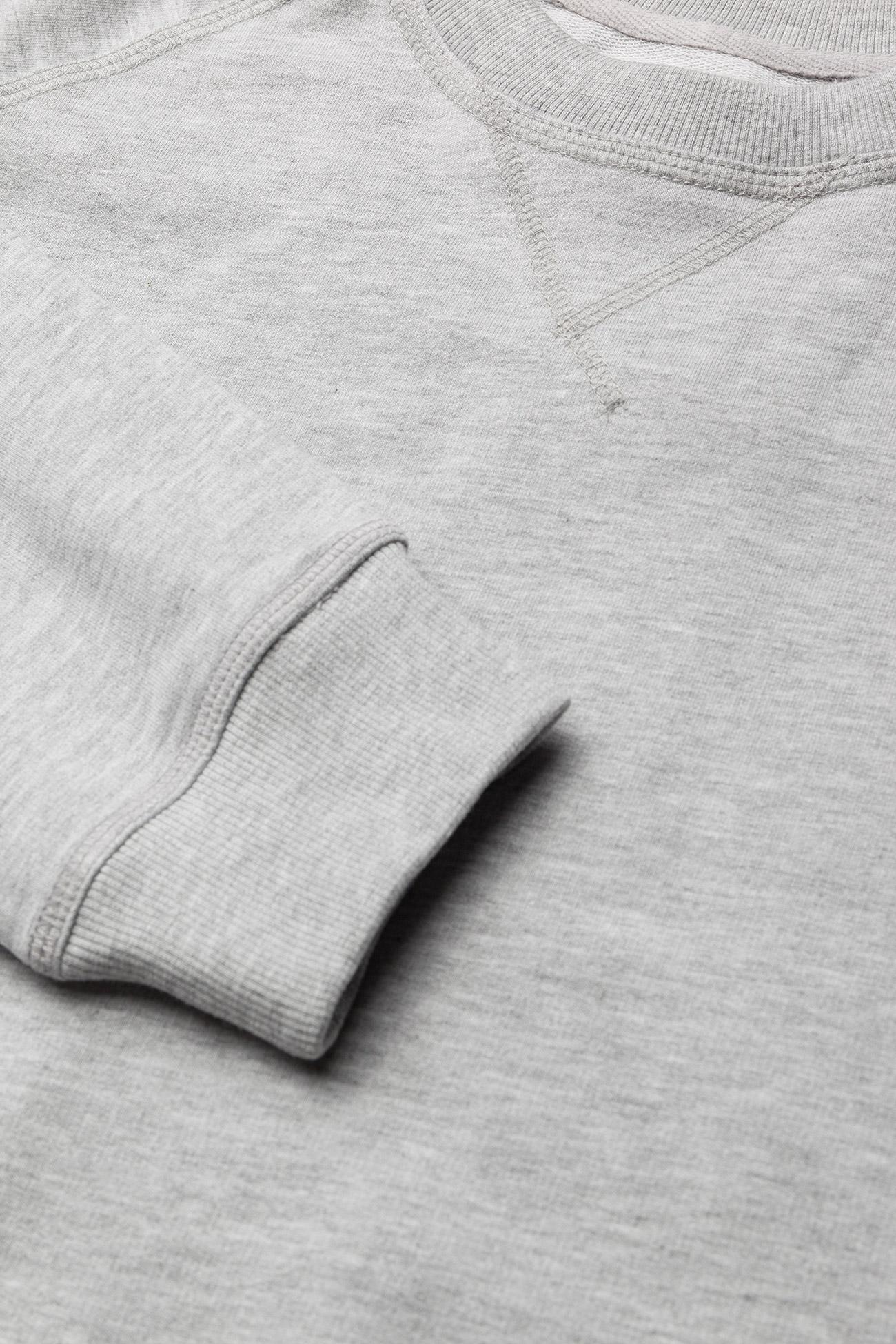 Resteröds - Sweatshirt - topi - grey mel. - 1