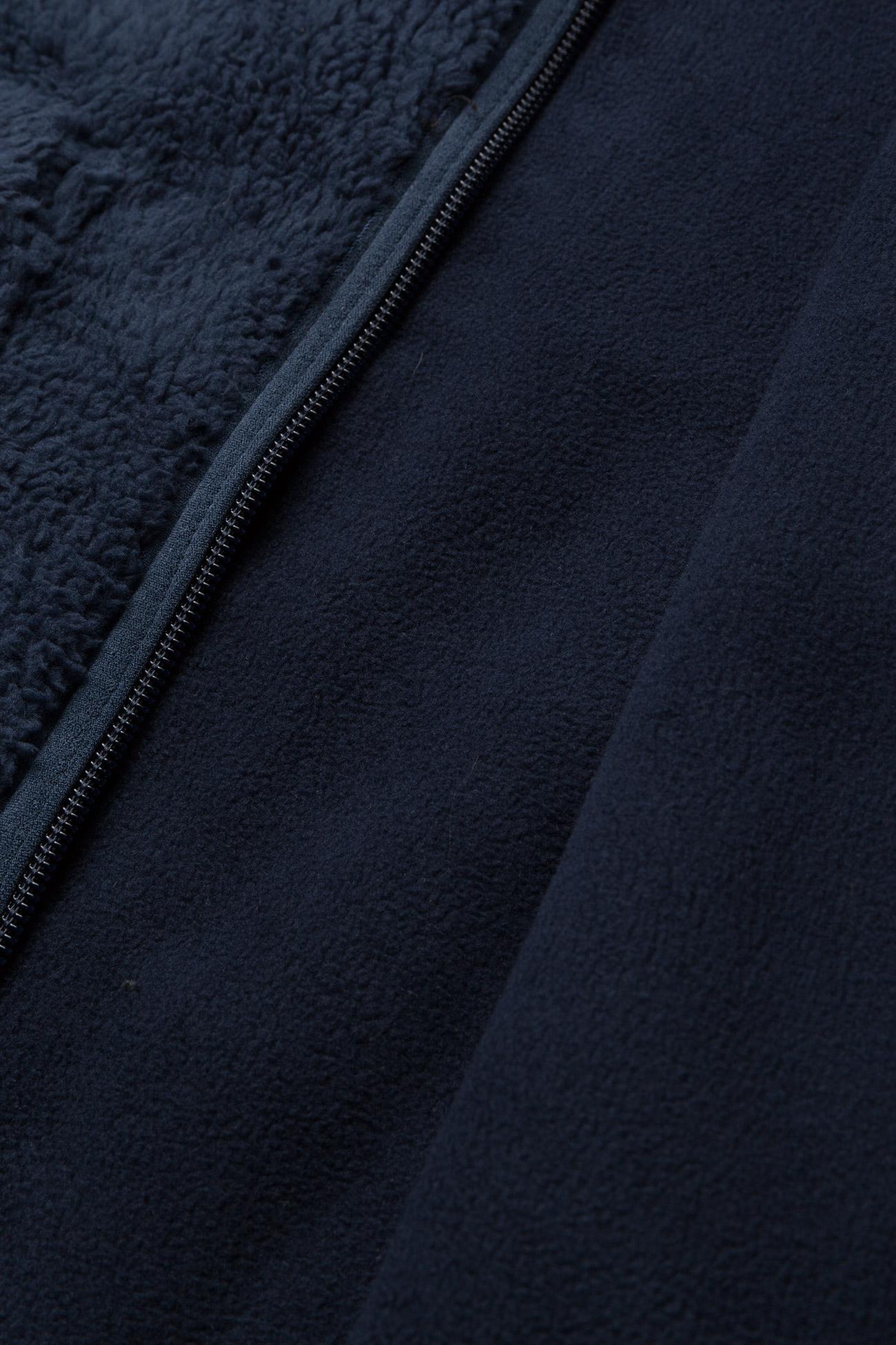 Resteröds Original Fleece Jacket - Sweatshirts GREY - Menn Klær
