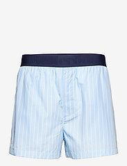 Resteröds Pyjamas Shorts Org. - BLå